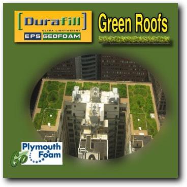 Geofoam Green Roofing Products-geofoam insulation roofs