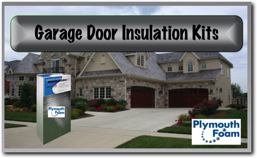 Insulated Garage Door Kits Best Way To Insulate A Garage Door Diy