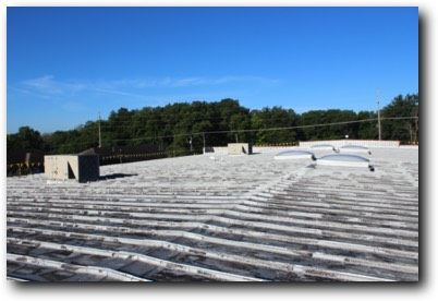Roof Insulation Flute Filler Roofing Insulation Metal Roof