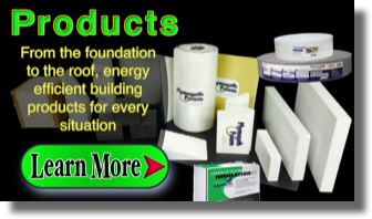 Energy Efficient Building Products